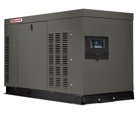 Honeywell 32kW Liquid-Cooled Backup Generator