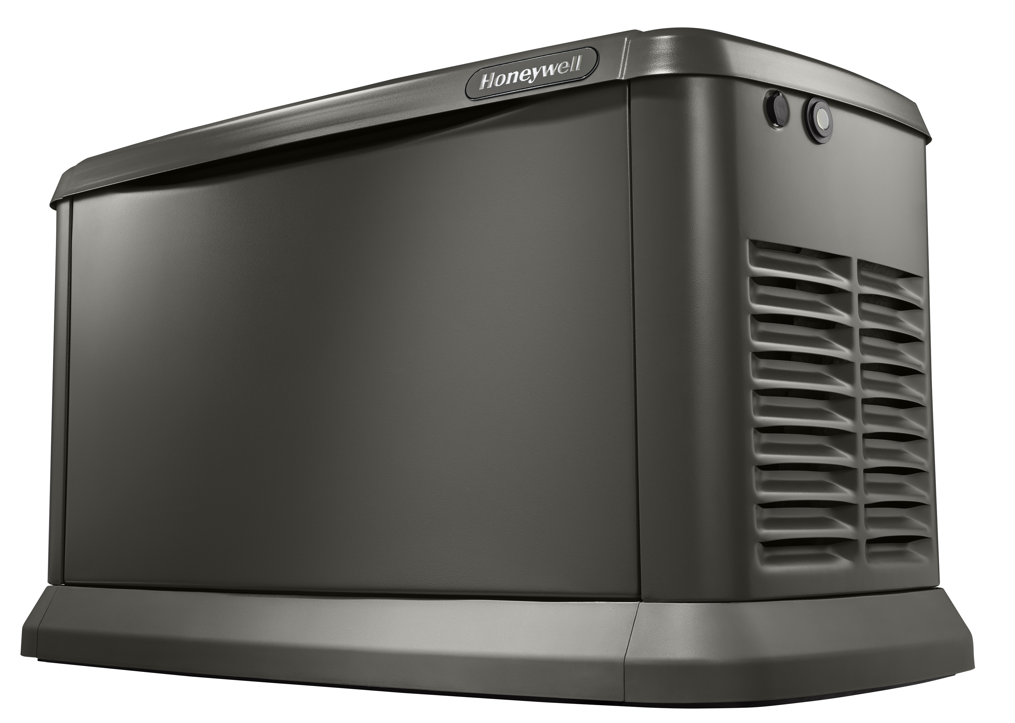 Honeywell 14kw Home Backup Generator Front