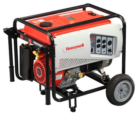 Honeywell 5500 Portable Generator Hero