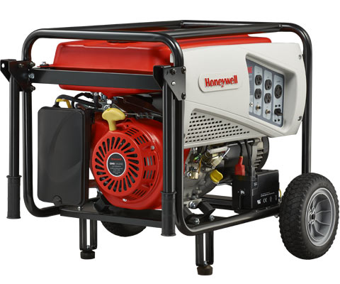 Honeywell 7500E Portable Generator Hero