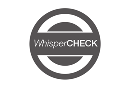 WhisperCheck™ Self-Test Mode